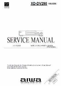 service - Сервисные инструкции (Service Manuals) DVD-проигрыватели AIWA 0_18f3b4_3f885b8e_orig