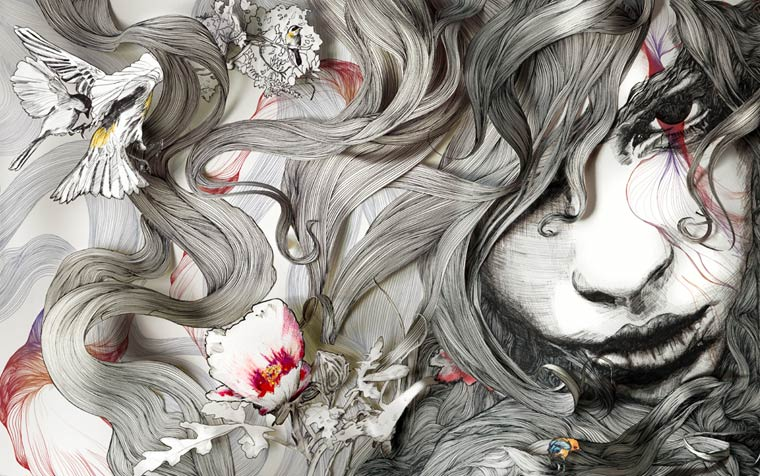 Animal Beauty - Les creations colorees et envoutantes de Gabriel Moreno