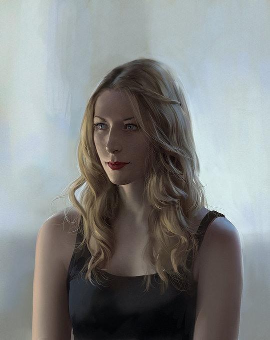 Digital Portraits by Jana Schirmer
