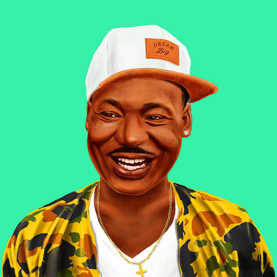 World Leaders Reimagined as Hipsters in Illustrations