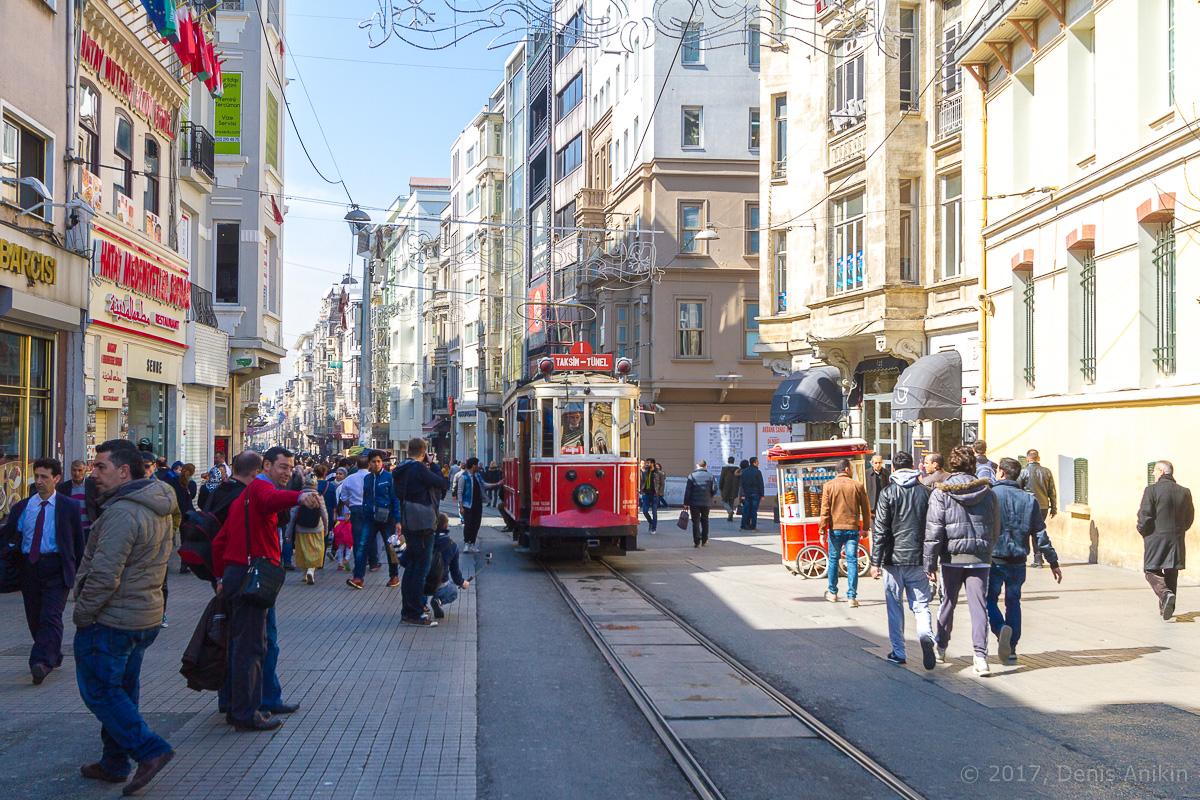 Трамвай Истикляль фото 1