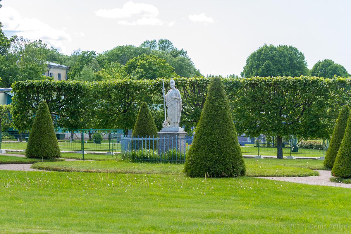Дворец Марли Петергоф фото 10