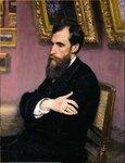 Портрет Павла Третьякова. 1883. Илья Репин. tretyakov-pavel.jpg