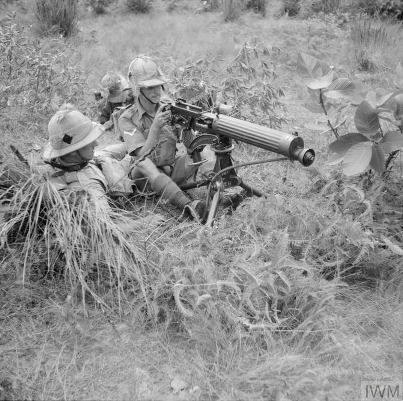 THE BRITISH ARMY IN MALAYA 1941
