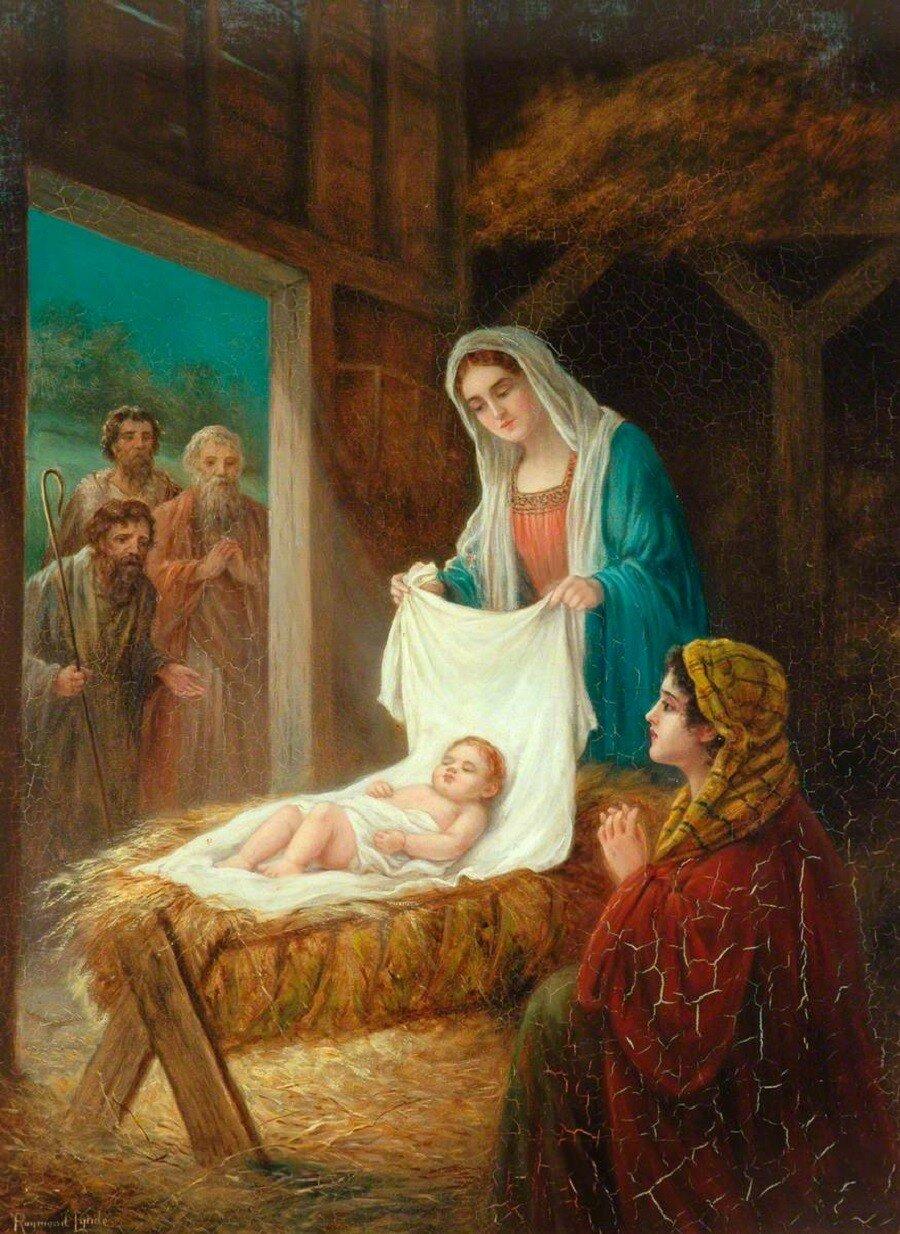 First Christmas Morn