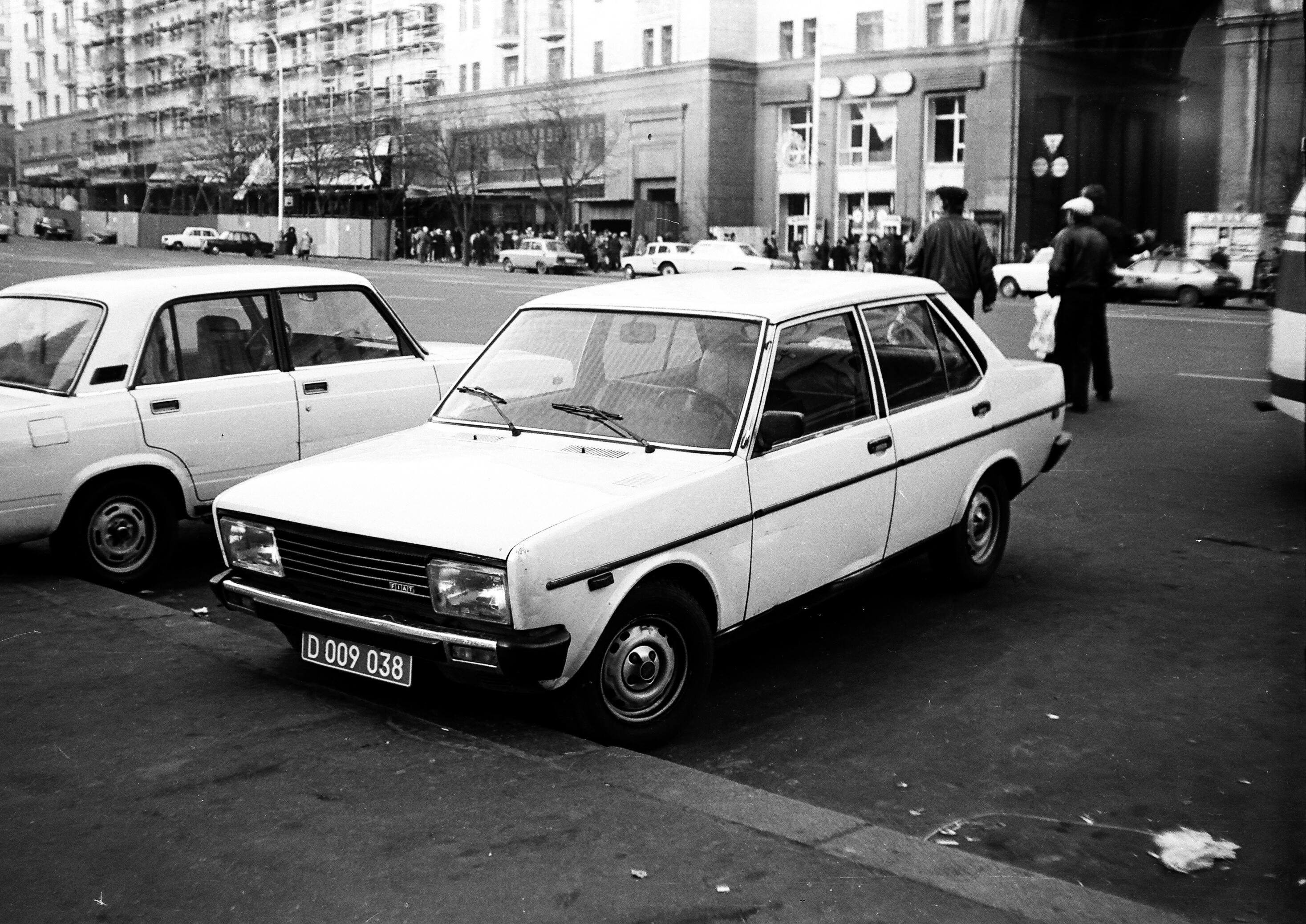 На улице Горького