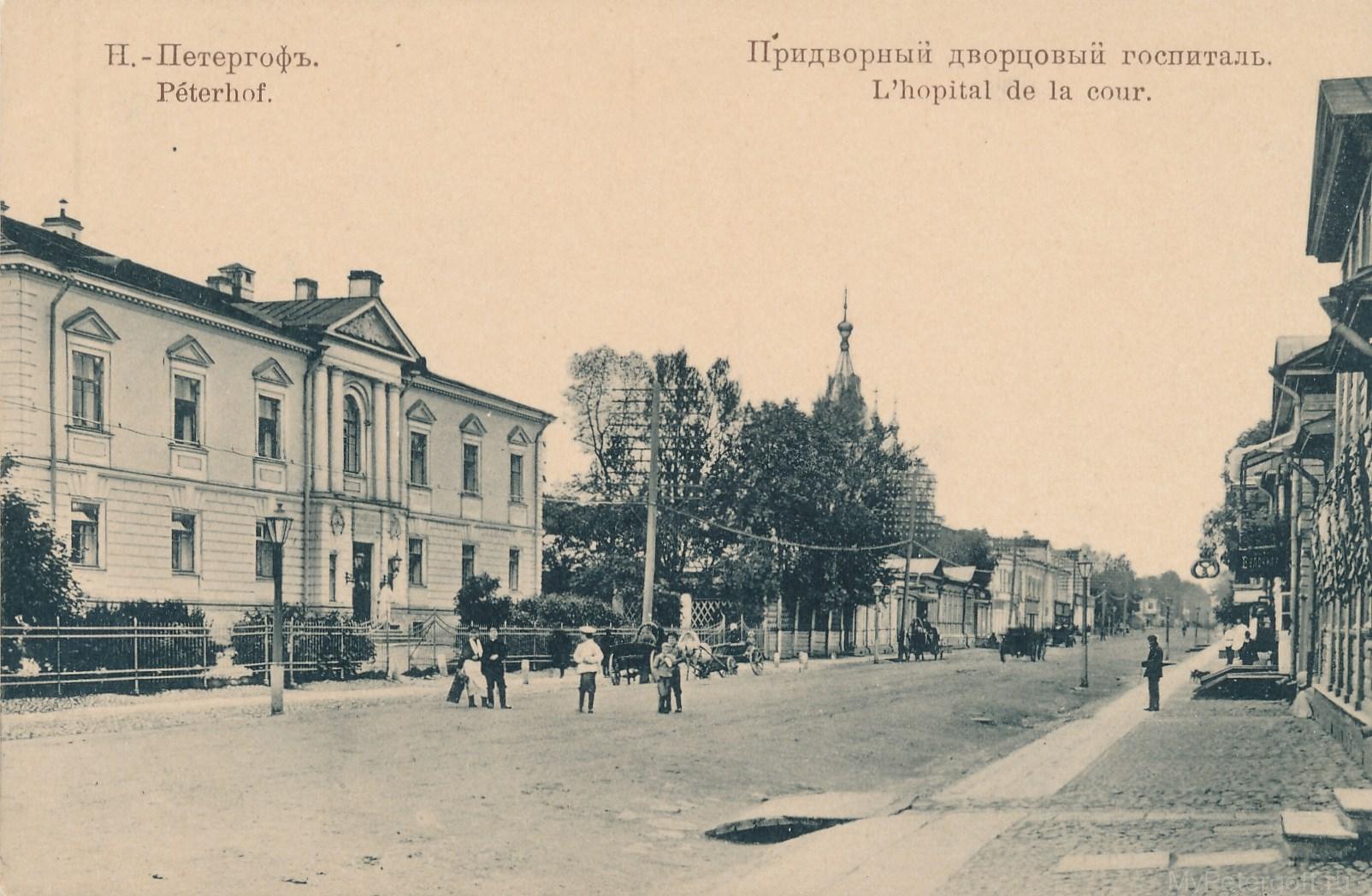 Придворный дворцовый госпиталь