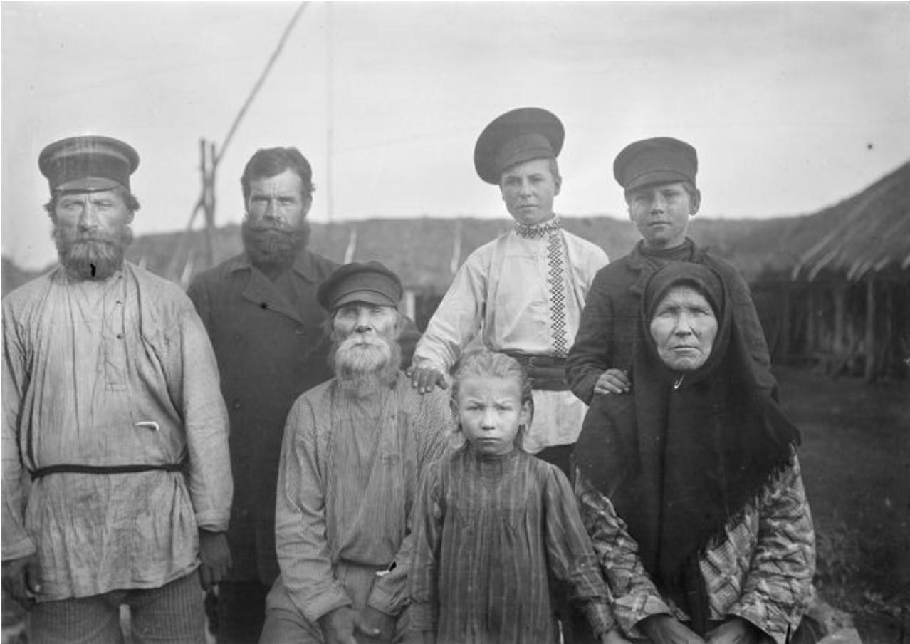 Семья Зориных