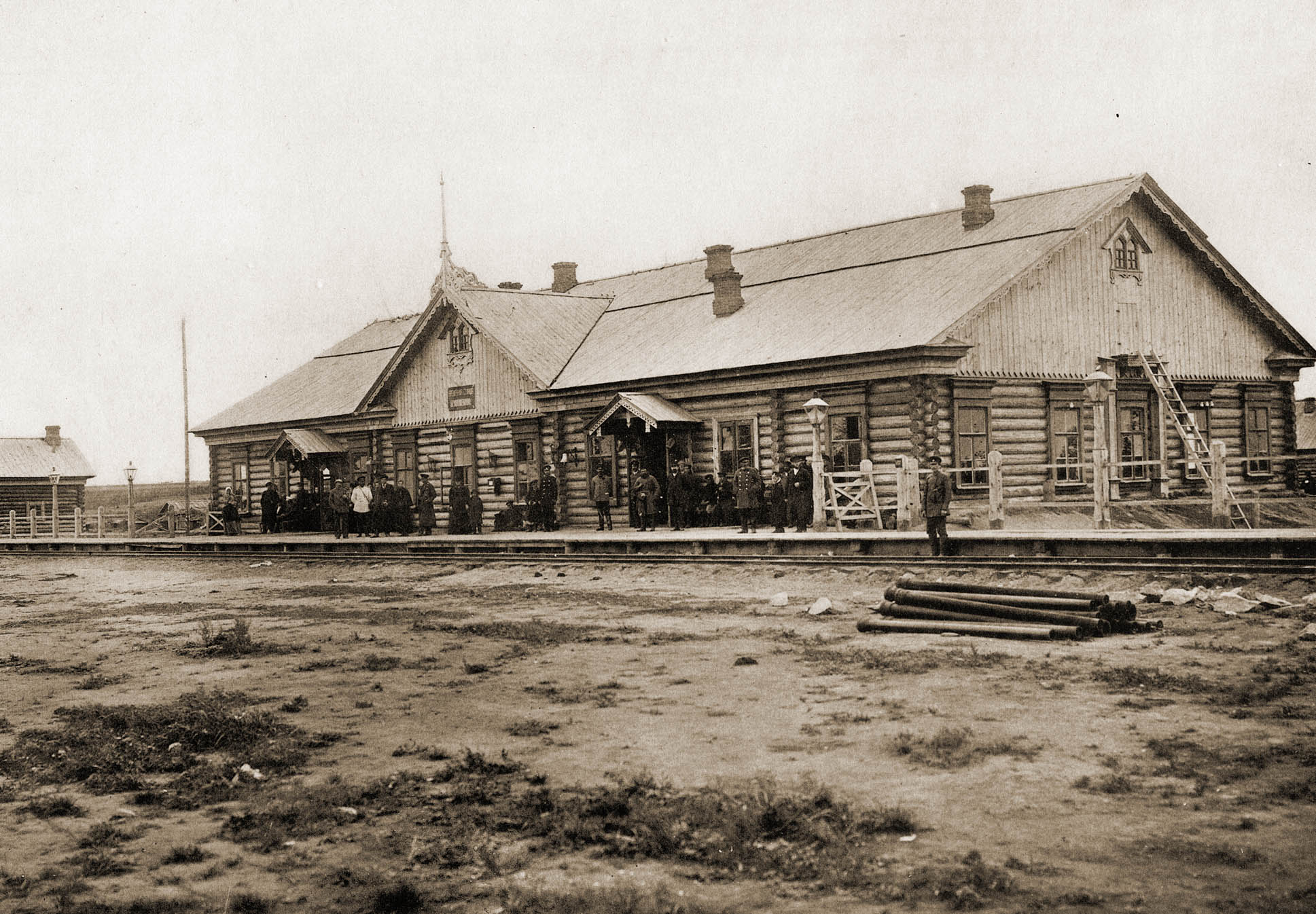 Станция Кривощёково