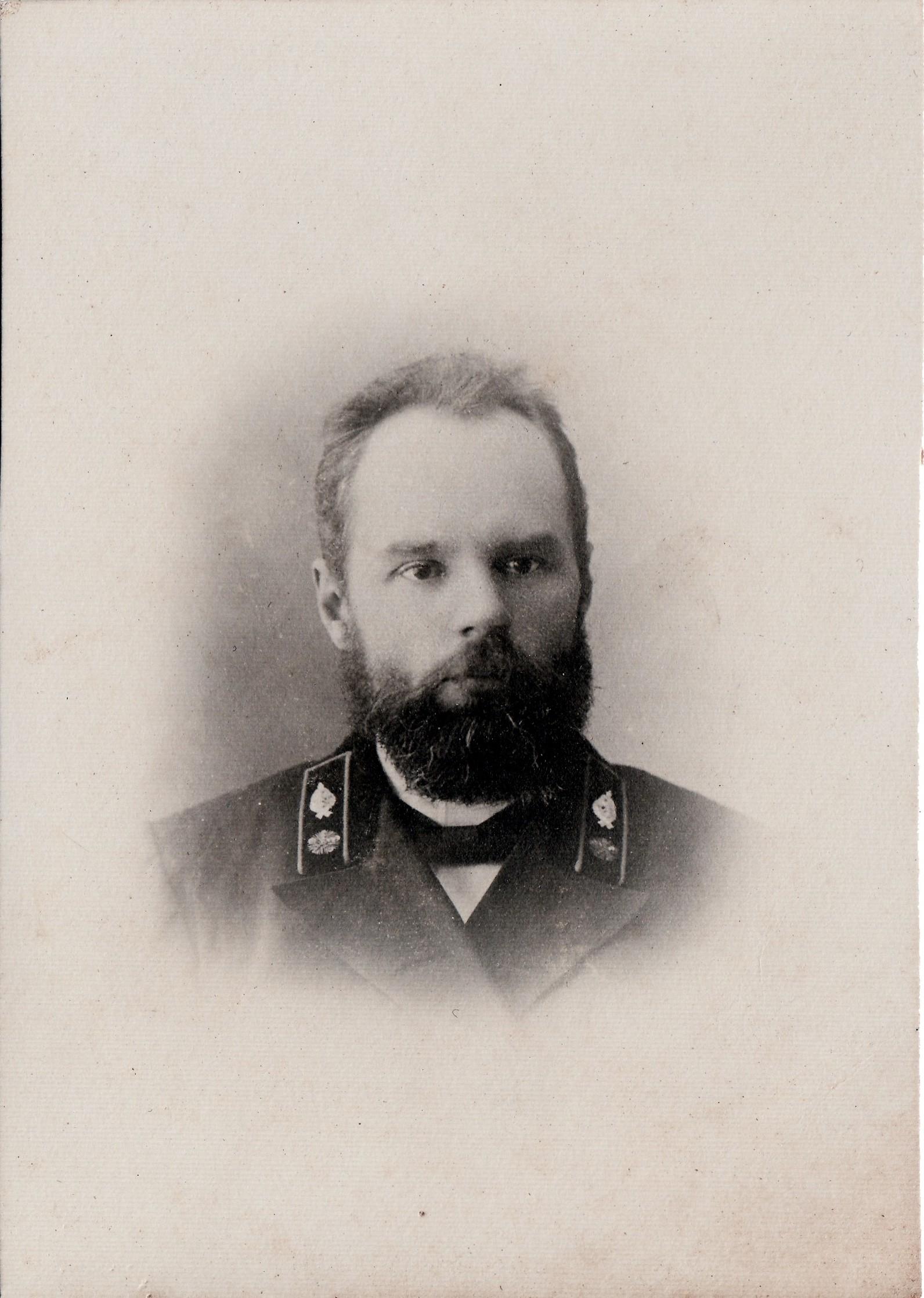 Борисовский Павел Петрович (впоследствии митрополит ярославский)