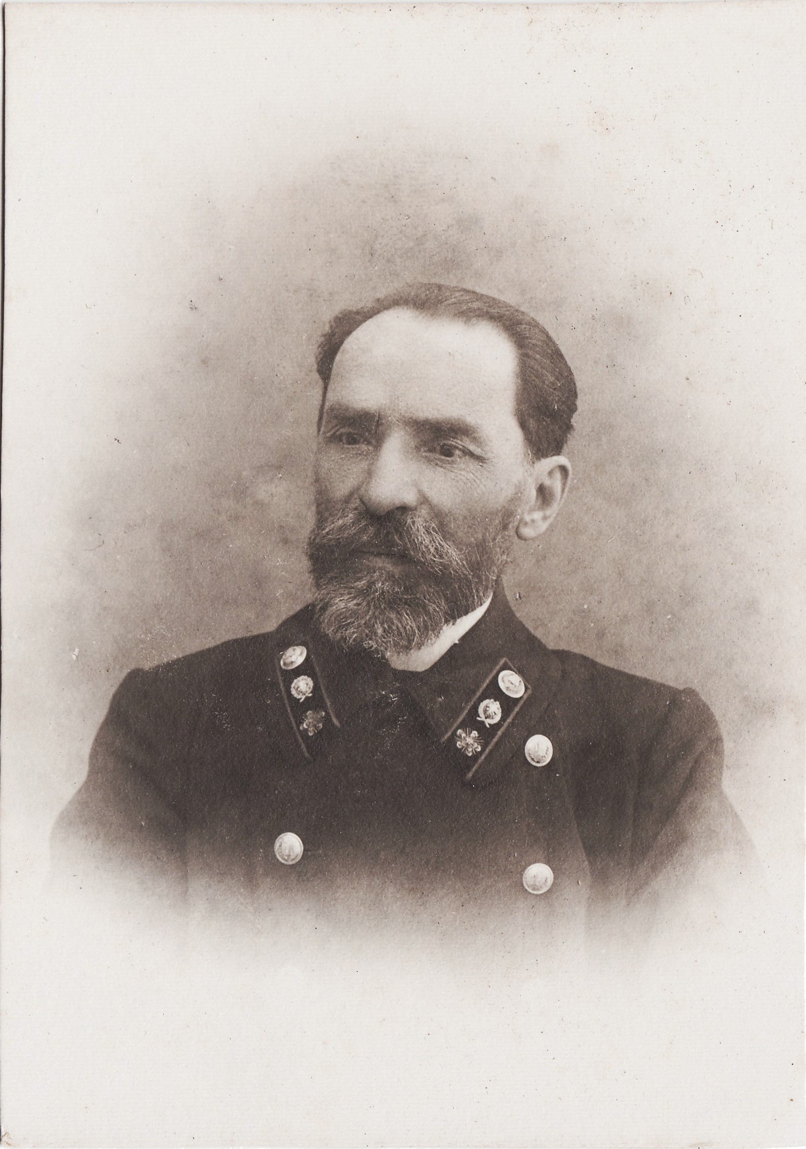 Гребановский Михаил Александрович, статский советник – математика и физика