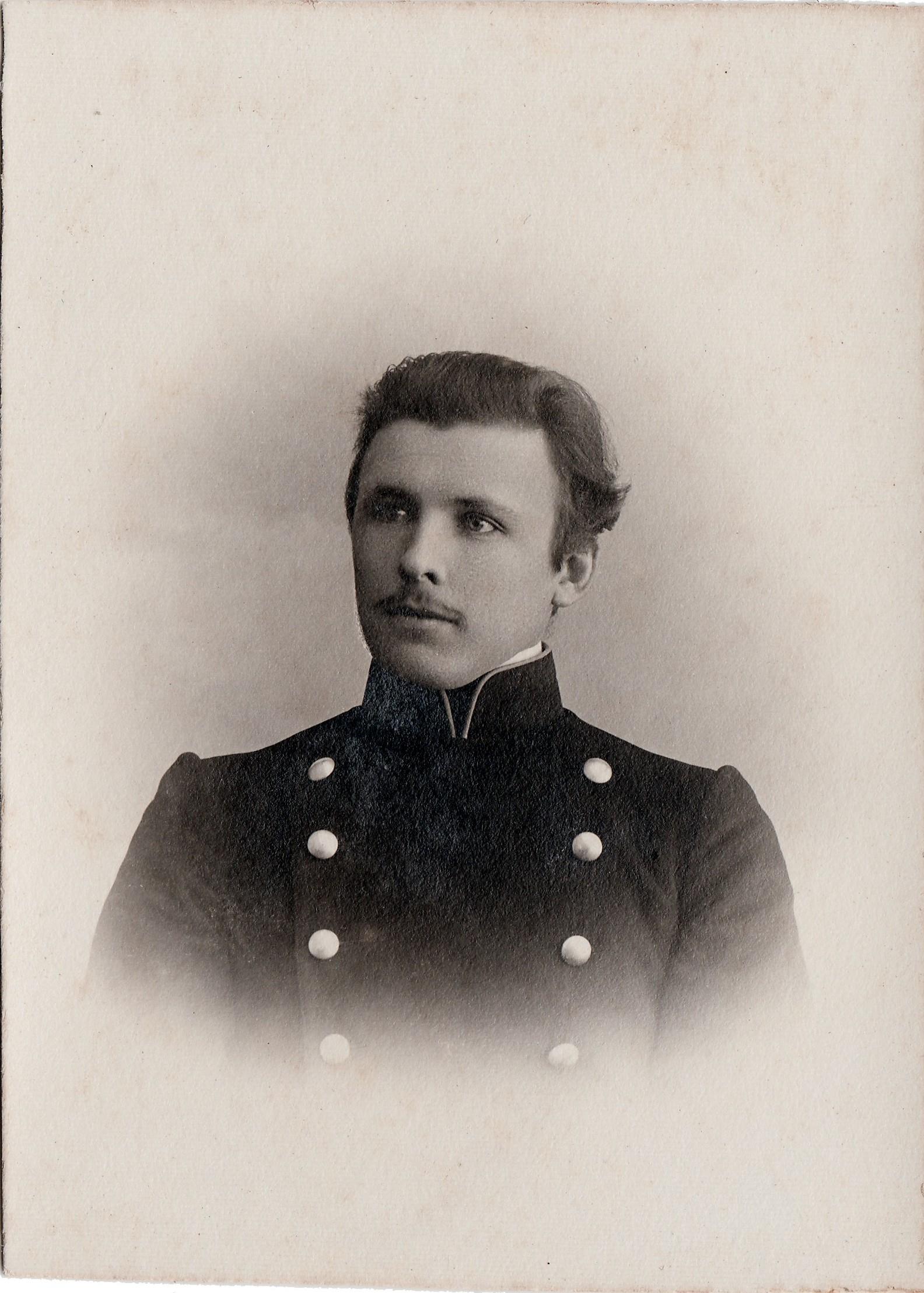 Студент Соловьев Павел Александрович. II отделение 2 разряд.
