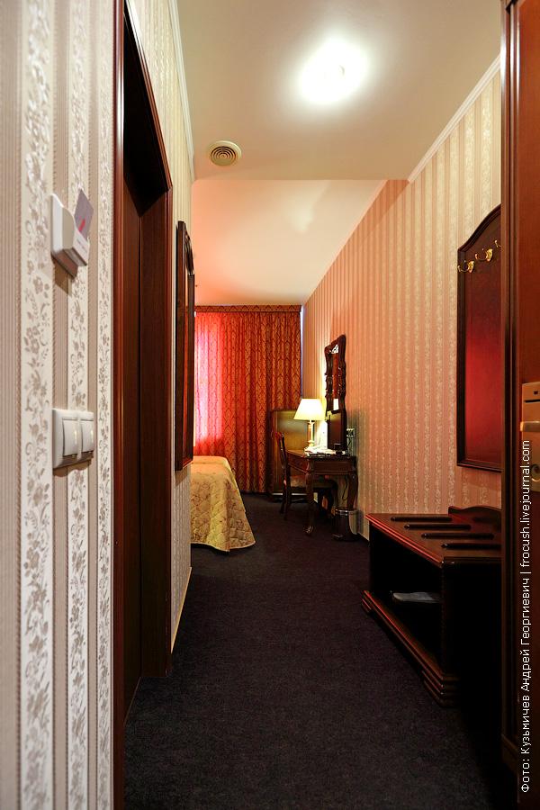 отель волжская ривьера в угличе стандартный двухместный однокомнатный номер