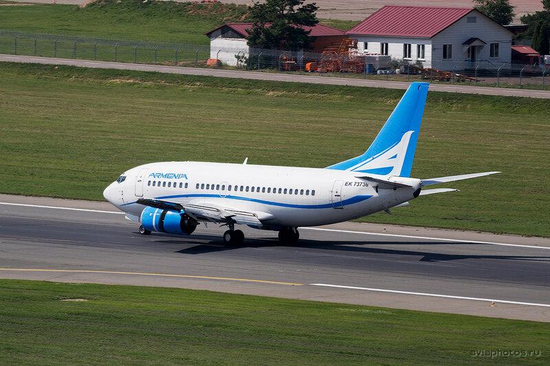 Boeing 737-505 (EK73736) Armenia 015_D805249