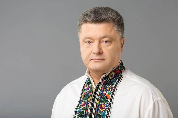 """""""Украинцы рождены свободными! Так было и так будет!"""", - Порошенко поблагодарил режиссера за подарок ко Дню Независимости (видео)"""