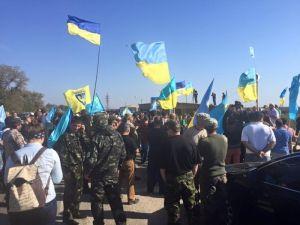 Блокировка Крыму реализовывается на все 100!