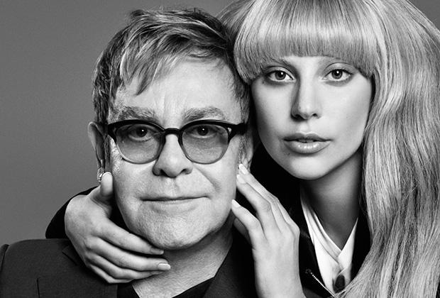 Знаменитые Гага и сэр Элтон выпустили новую линию одежды