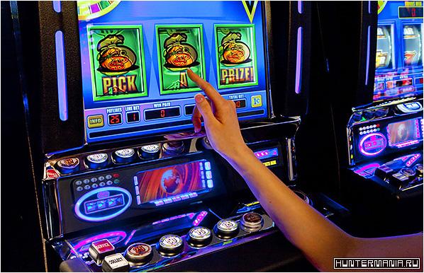 Типы женщин в казино