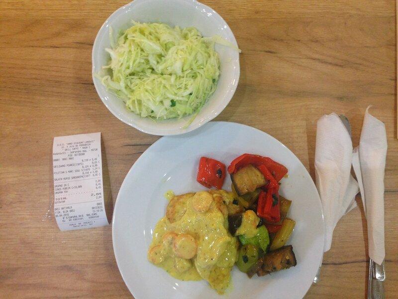 дешевый ресторан в Черногории