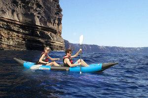 Надувные SUP cерфинг доски и каяки AquaMarinа