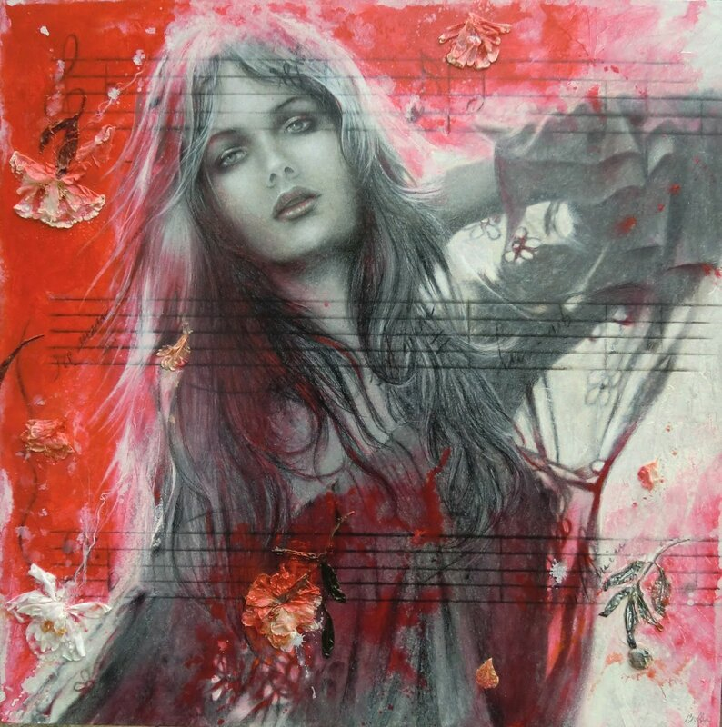 http://www.triinochka.ru Станцуй со мной в последний раз мою музыку! Художник Джанни Беллини (Gianni Bellini)