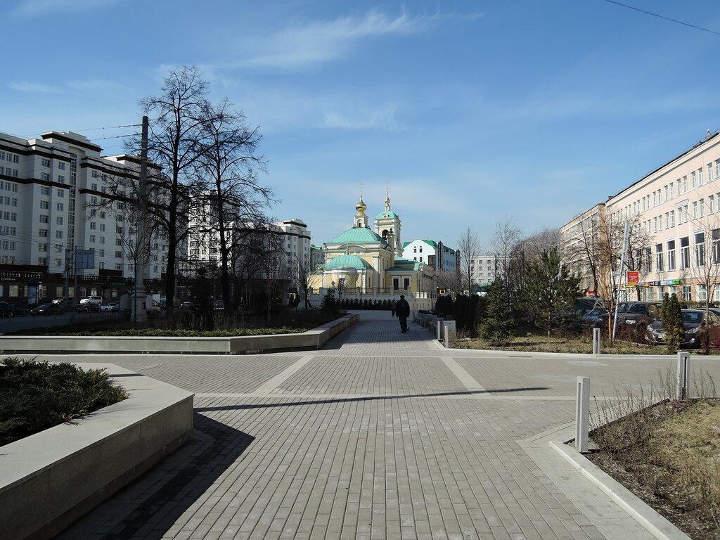 Преображенская площадь