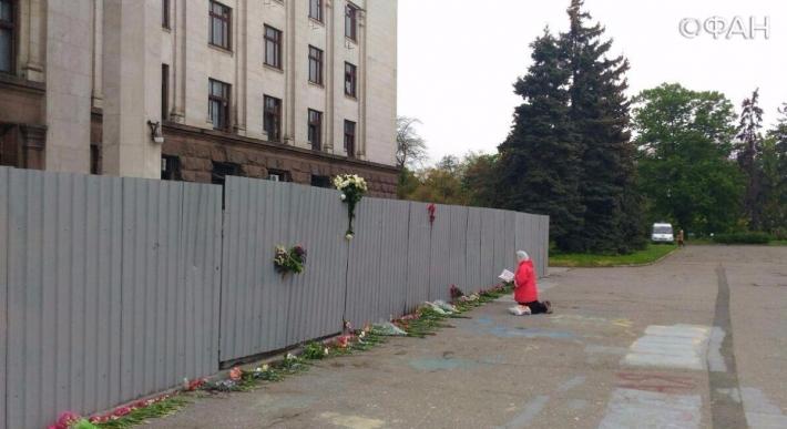 Куликово поле оцепили: вДоме профсоюзов снова ищут бомбу