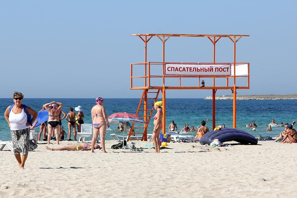 Крым. Черноморское