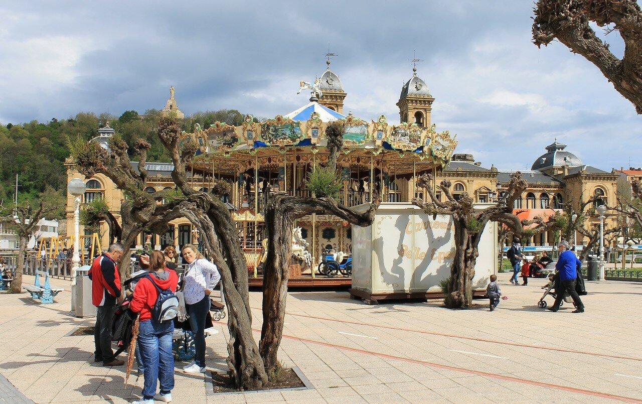 Alderdi Eder Park (Jardines de Alderdi Eder). San Sebastián (Donostia)