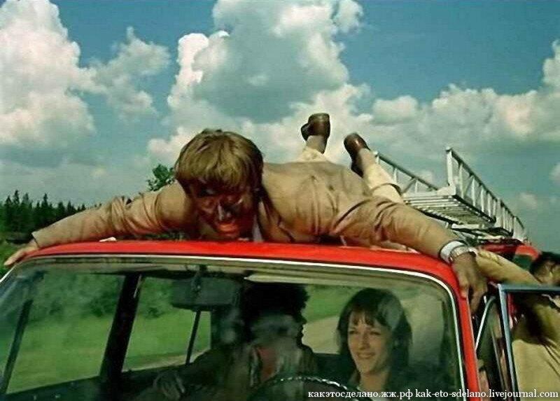 Как снимали фильм «Невероятные приключения итальянцев в России»