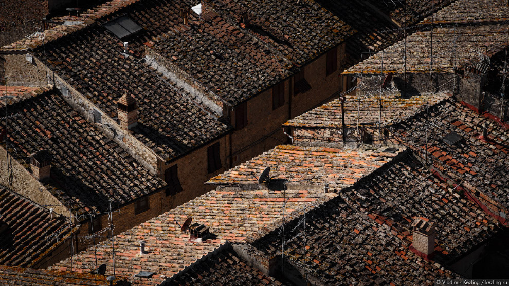19. Центральная городская площадь — Пьяцца-делла-Чистерна. Своим названием она обязана городско