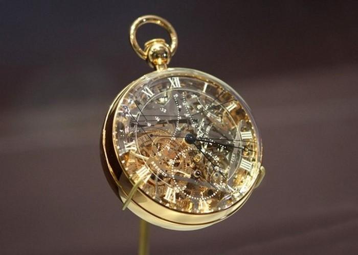 10. Breguet Grande Complication, Marie Antoinette $ 30 млн Перед тем, как Авраам-Луи Бреге основал с