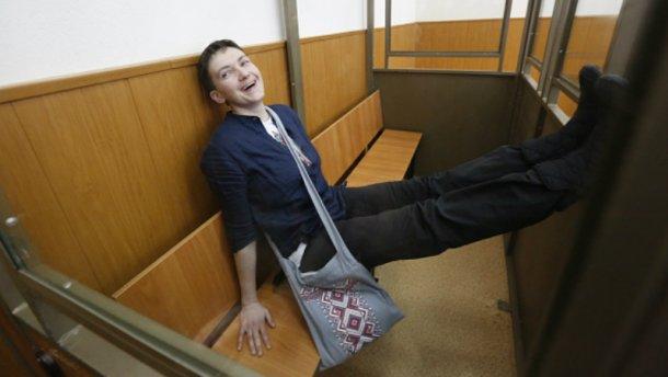 Савченко отказалась подписывать бумаги наэкстрадицию