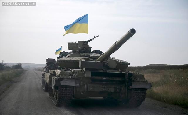 УПолторака показали, как празднуют День ВМС Украины