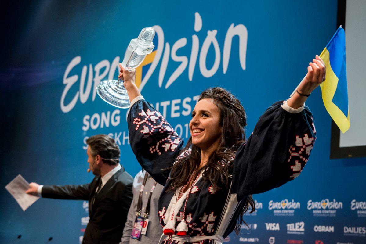 Джамала будет вжюри национального отбора наЕвровидение