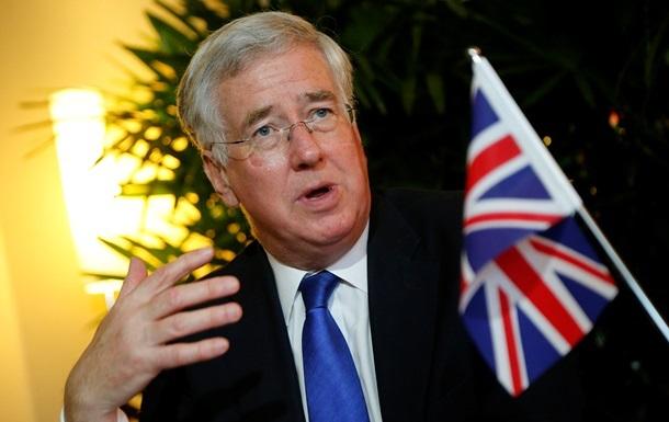 Лондон будет блокировать создание армии ЕС, пока состоит вЕвросоюзе