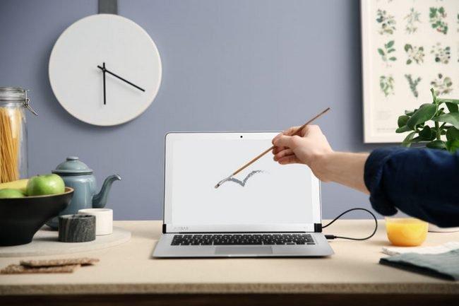 AirBar отApple сделает дисплей любого ноутбука сенсорным