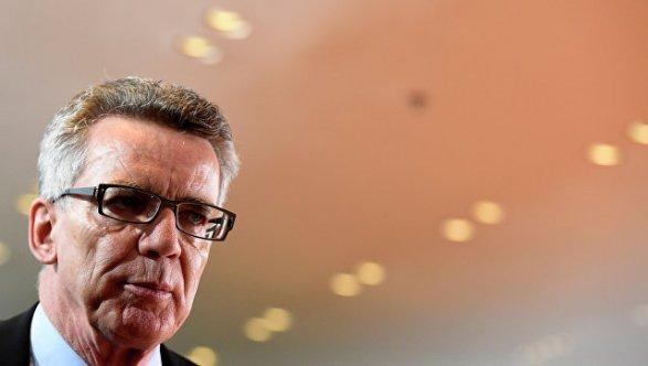 Минфин Германии желает вернуть Турцию кблагоразумию засчет финансовой помощи