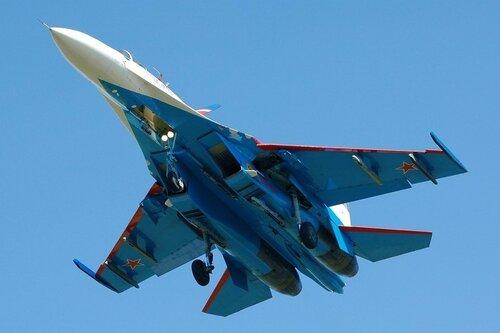 Российский пилот на Су-27 вновь перепугал янки