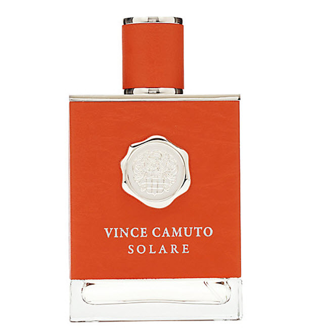 Camuto is presenting the third men's fragrance after launching the original Vince Camuto For Men in