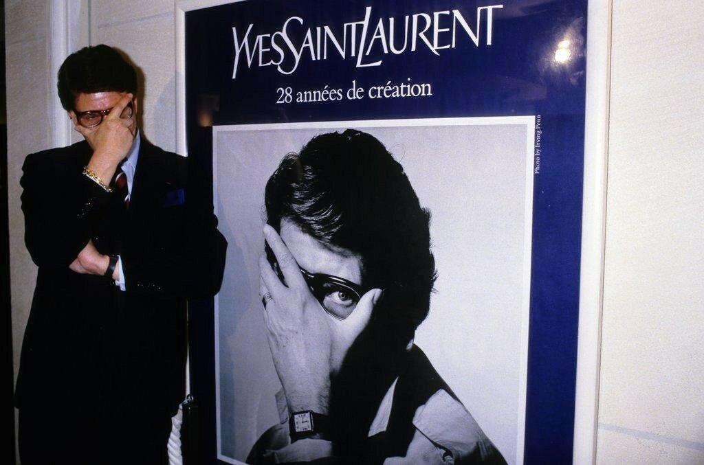 Ив Сен-Лоран
