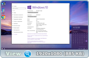 Windows 10 Корпоративная x64 RS1 RUS G.M.A.