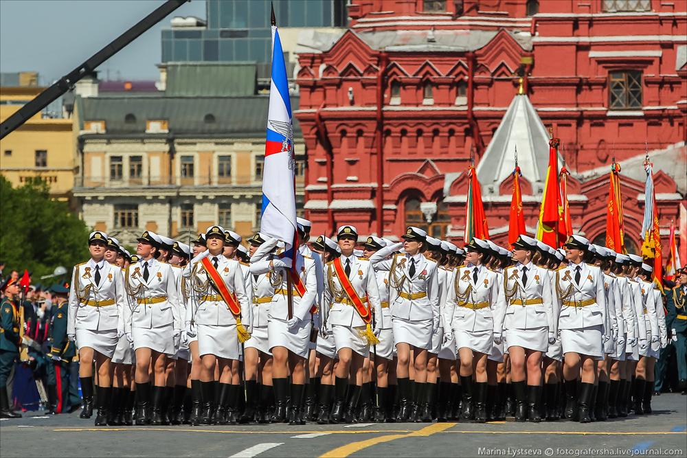 Парад Победы-2016