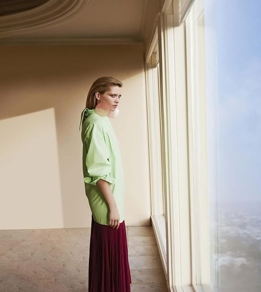Hana Jirickova - Harper's Bazaar US (March 2017)