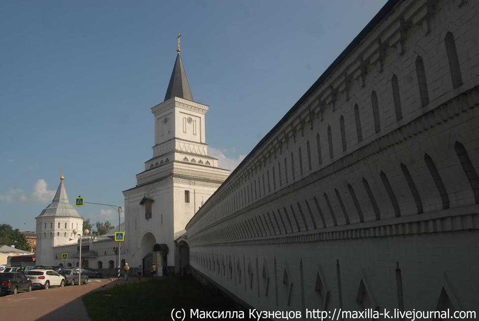 Николо-Угрежский монастырь