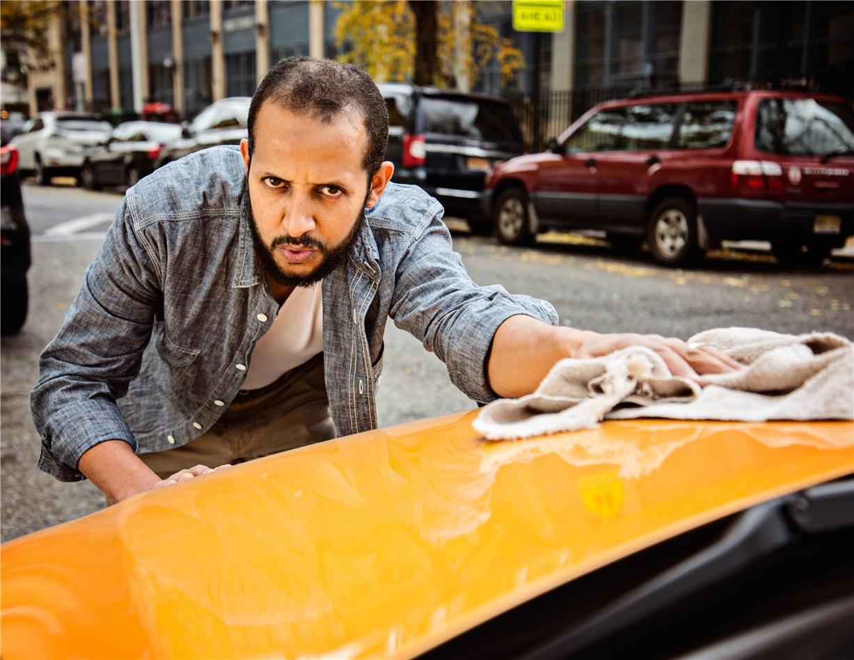 New York City Taxi Drivers 2014 Calendar
