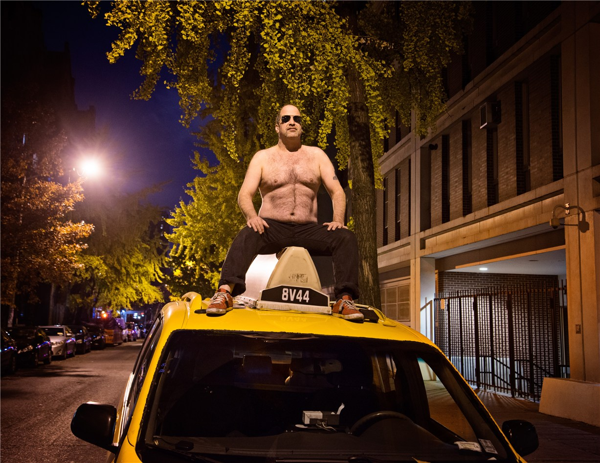 New York City Taxi Drivers 2014 Calendar