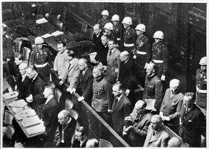 Ответчики во время вынесения приговора