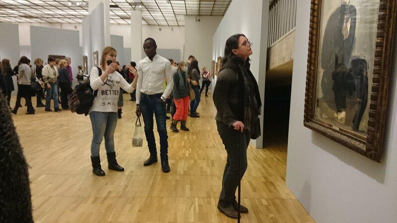 Выставка Валентина Серова