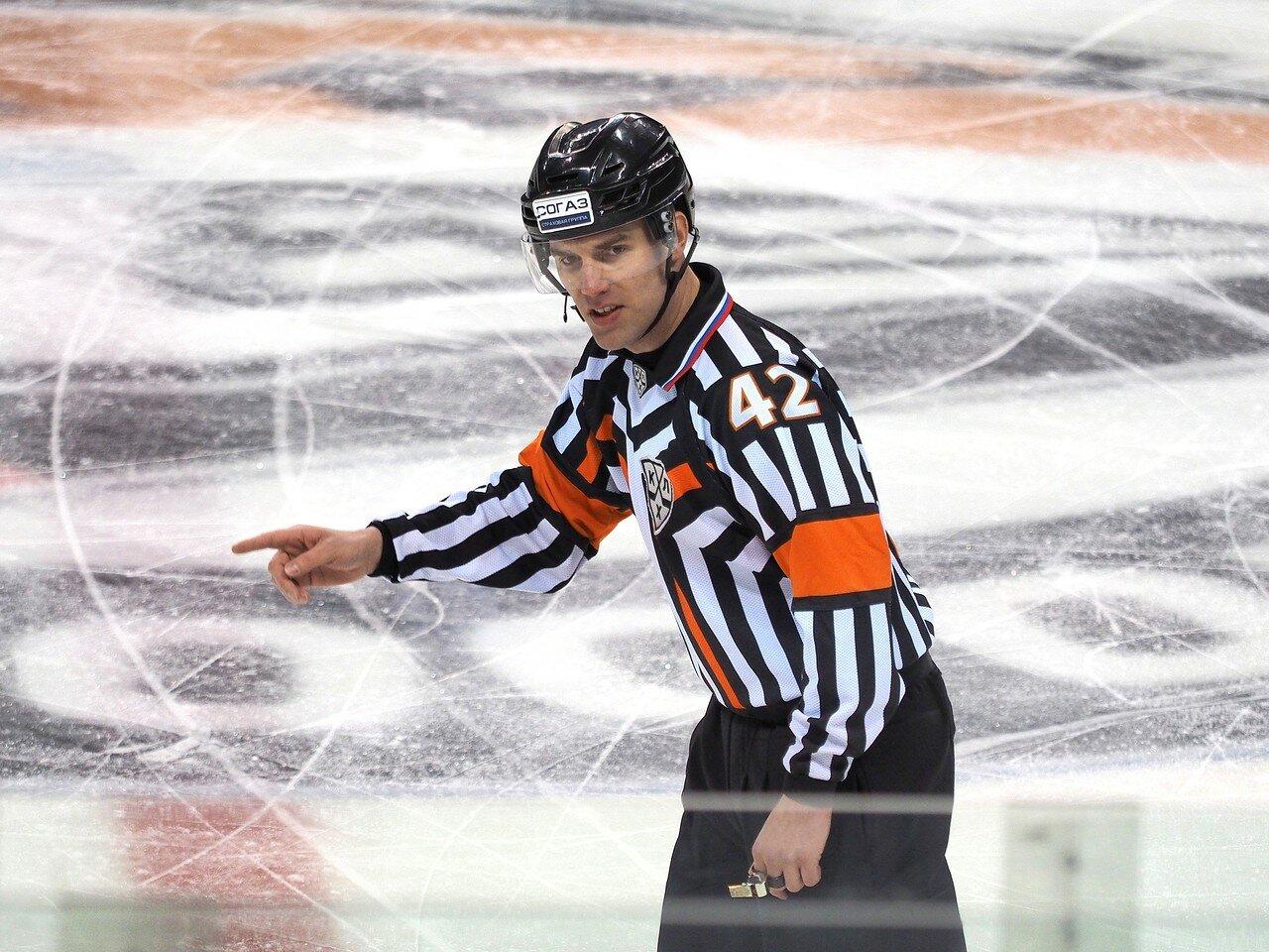 44Плей-офф 2016 Восток 1/2 Металлург - Сибирь 16.03.2016